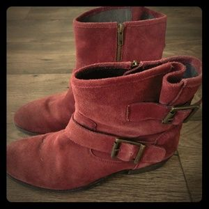 Seychelles Castanets Suede Boot
